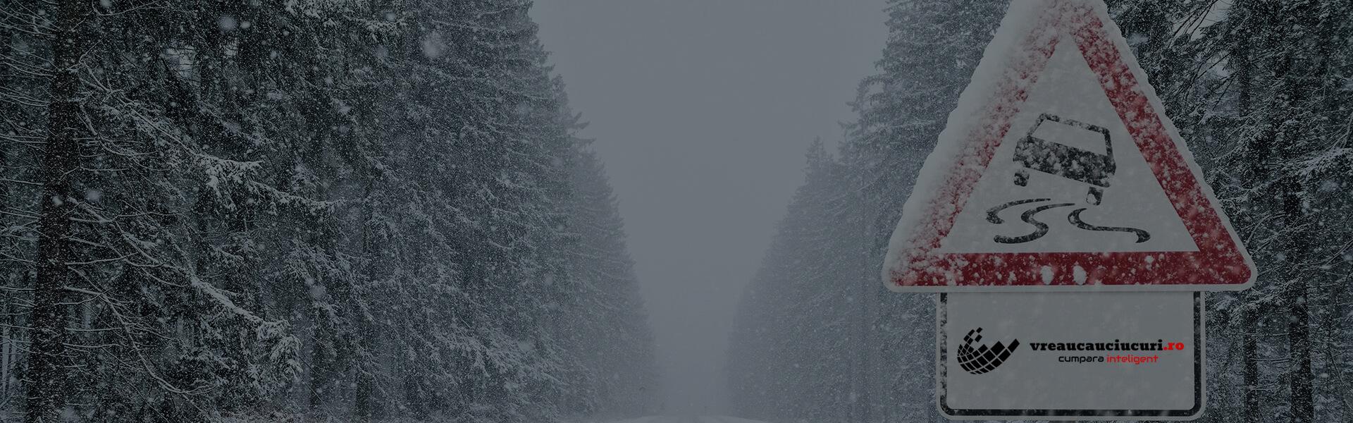 Cum sa alegi corect anvelopele de iarna?